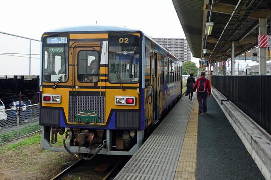 ひたちなか海浜鉄道@勝田駅