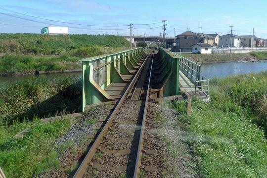 高田の鉄橋