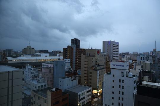 11月11日の新潟市街