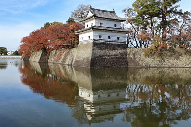 新発田城旧二の丸隅櫓