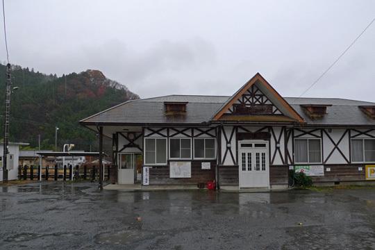 下野宮駅の駅舎