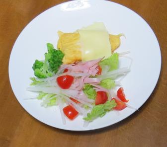 生野菜サラダサラダ用ダイコン