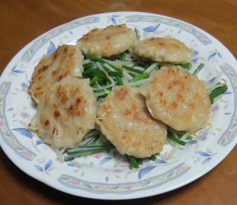 花ニラ料理3