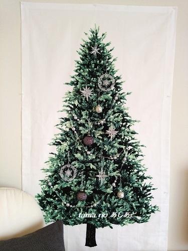 2017クリスマスツリー2