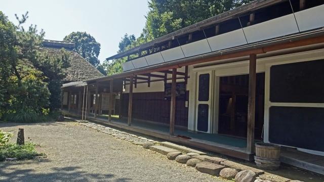 7瀬戸屋敷渡り廊下