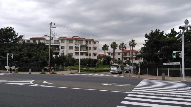 5パシフィックホテル跡