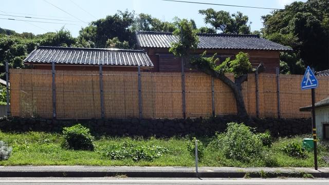 10防風塀・間垣