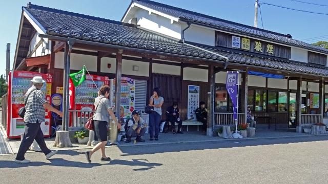 14禄剛崎道の駅