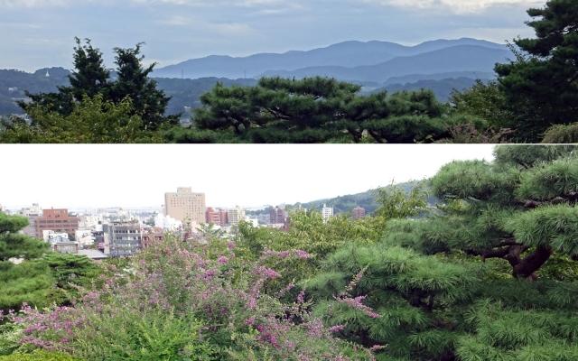 3眺望台からの景色