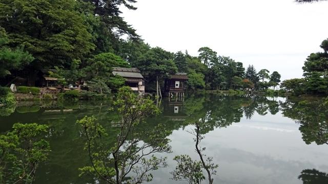 9霞ヶ池(かすみがいけ)