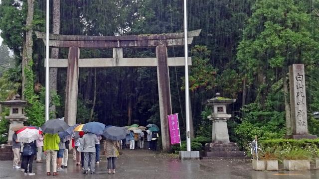 1白山姫神社鳥居