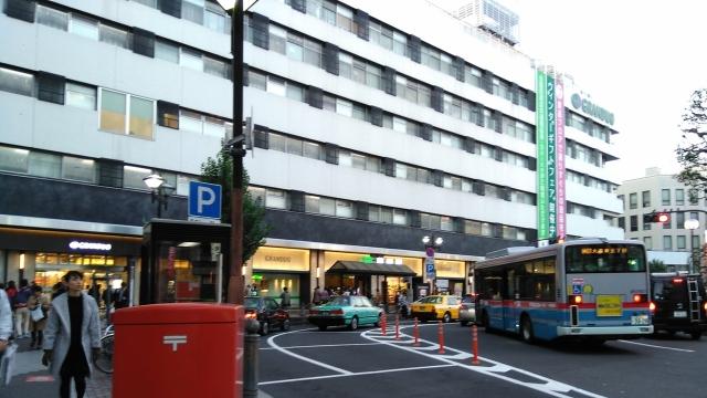 11JR京浜東北線蒲田駅東口