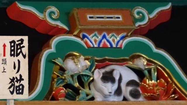 10眠り猫