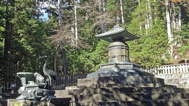 11奥宮(家康公の墓所)