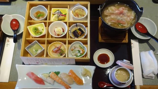 23ふくふく寿司御膳