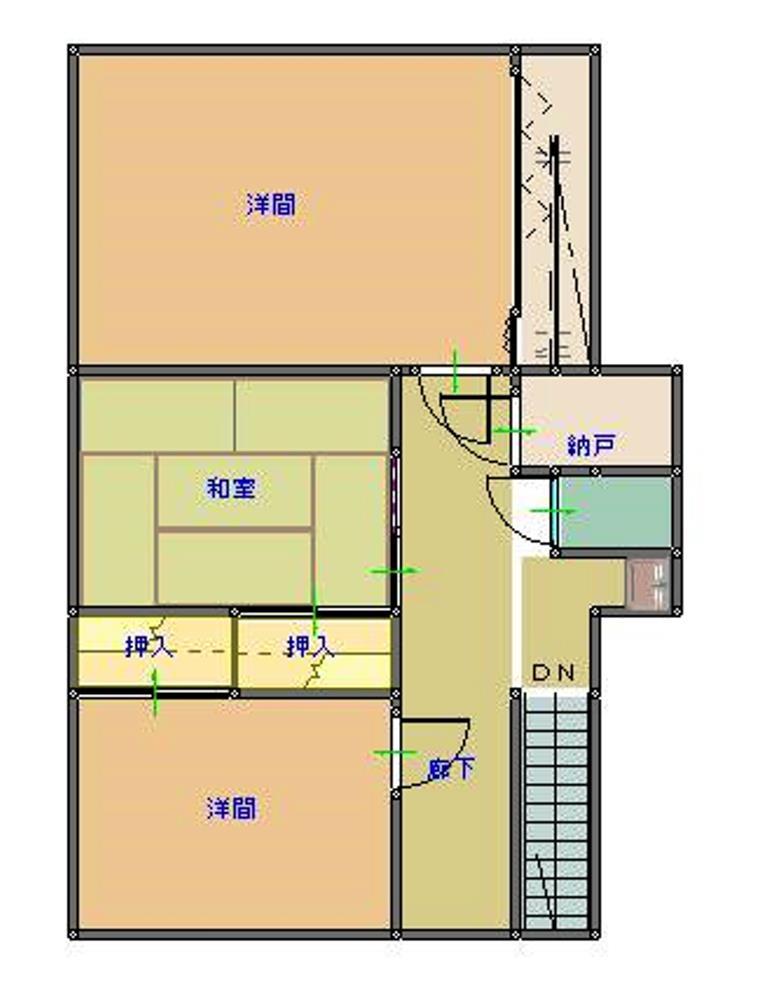 化屋 中村邸 2F