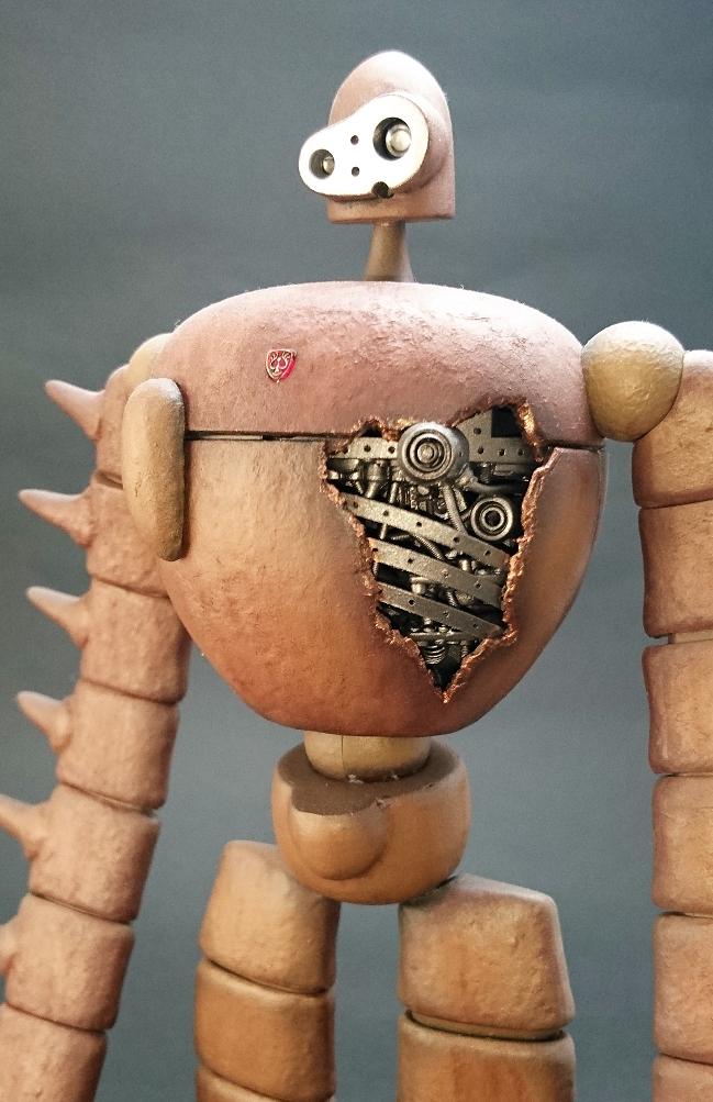 ロボット兵完成03