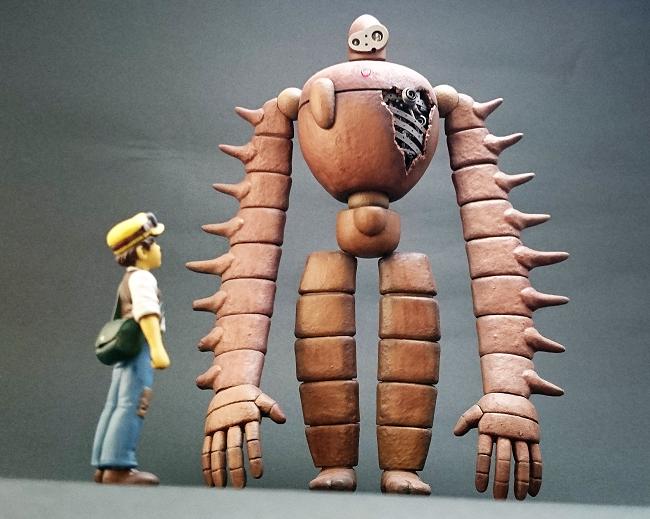 ロボット兵完成02
