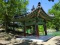 韓国・龍宮寺の釣鐘堂