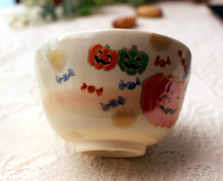 1028抹茶碗ハロウィン2jpg