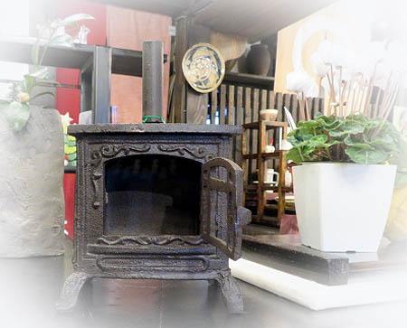 1222暖炉