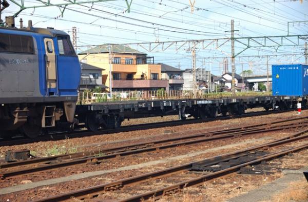 951レ@西浜松(2010年8月29日)