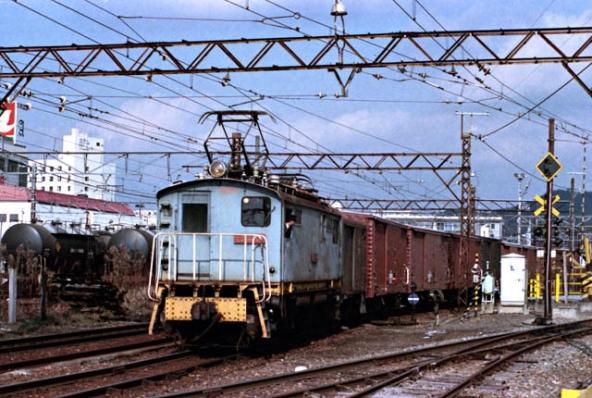 近江鉄道ED4001