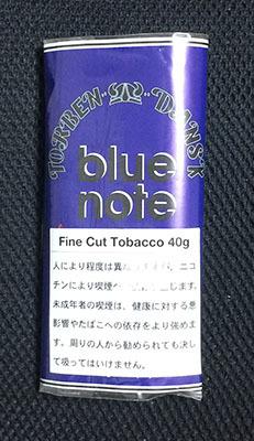 ブルーノート・ファインカット blue_note_Fine_Cut_Tobacco_40g 手巻きタバコ シャグ RYO