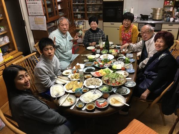 171102-義理の両親の歓迎会