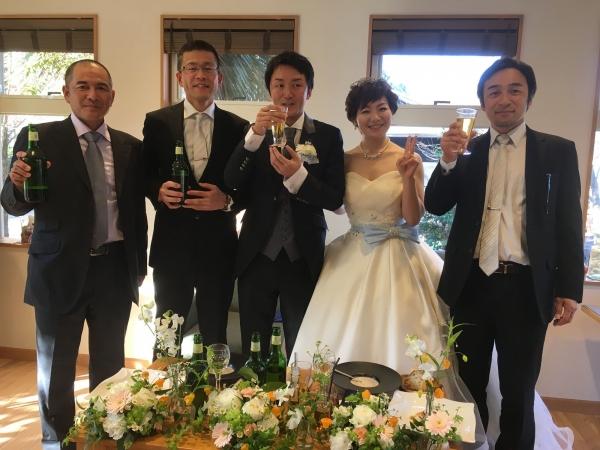 171202ーUC君の結婚式