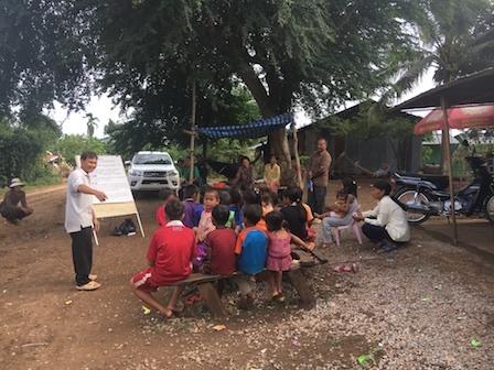 プレア・プット村自治会