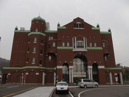 赤平駅 駅舎