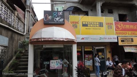 Toledo Ferry Port,Toledo City,Cebu(Cre-8-ive Hair)