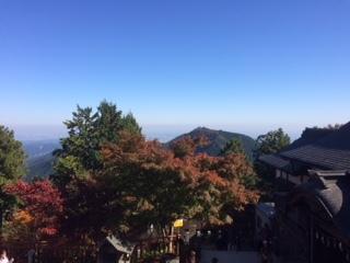 御岳山秋2