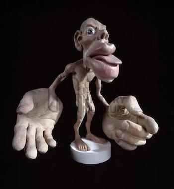 ペンフィールドのホムンクルス人形