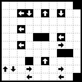 流れるループ 028