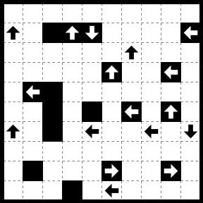 流れるループ 030