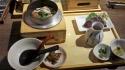 秋刀魚の釜めし