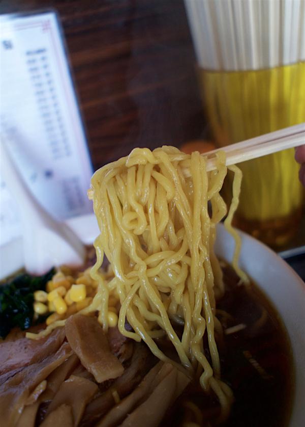 栄蘭飯店@鹿沼市緑町 2 麺