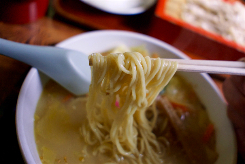 満る家@鹿沼市上野町 麺