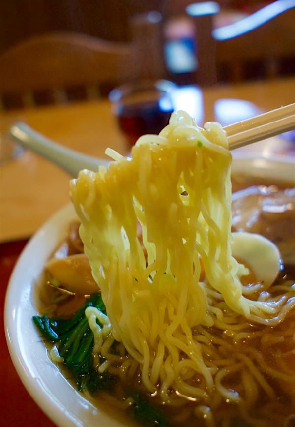 大栗屋@下野市小金井 麺