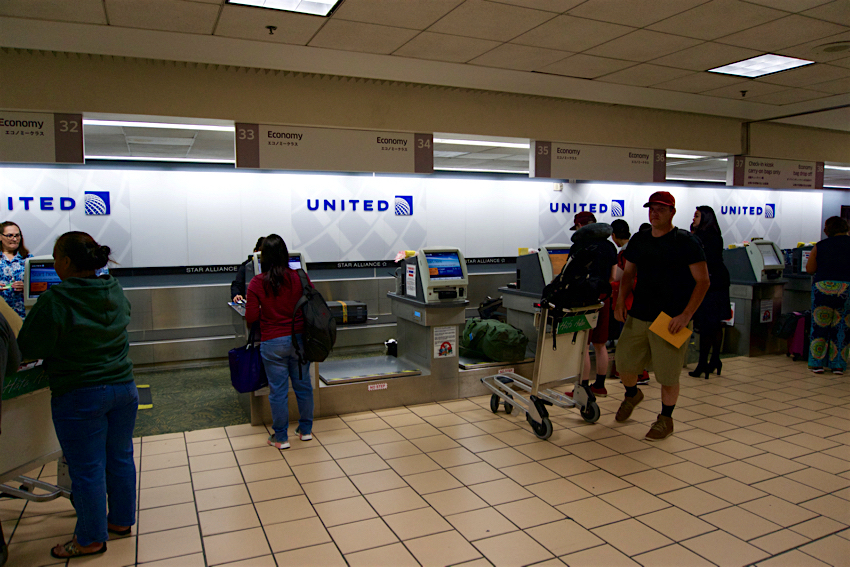 いまこそGUAM 4日目 グアム国際空港1