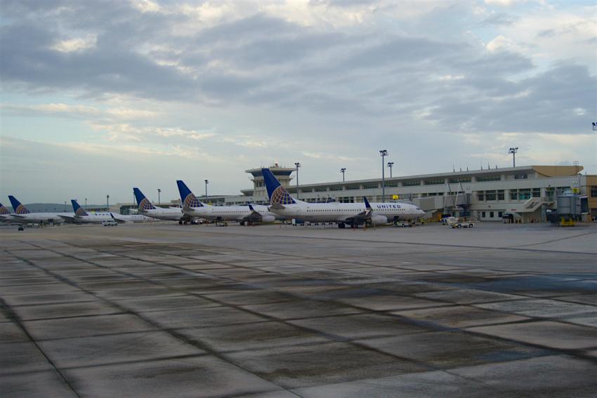 いまこそGUAM 4日目 グアム国際空港3