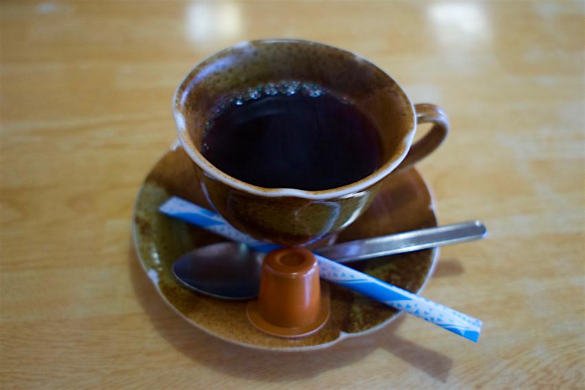 大八@下野市下坪山1910-5 コーヒー