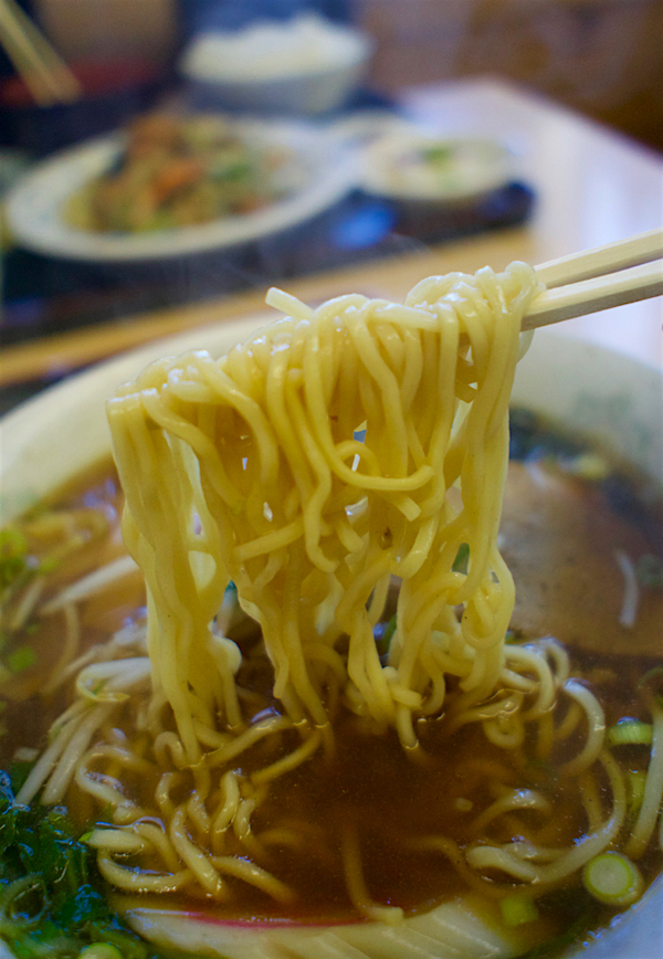 ラーメン二三八@下野市小金井 麺
