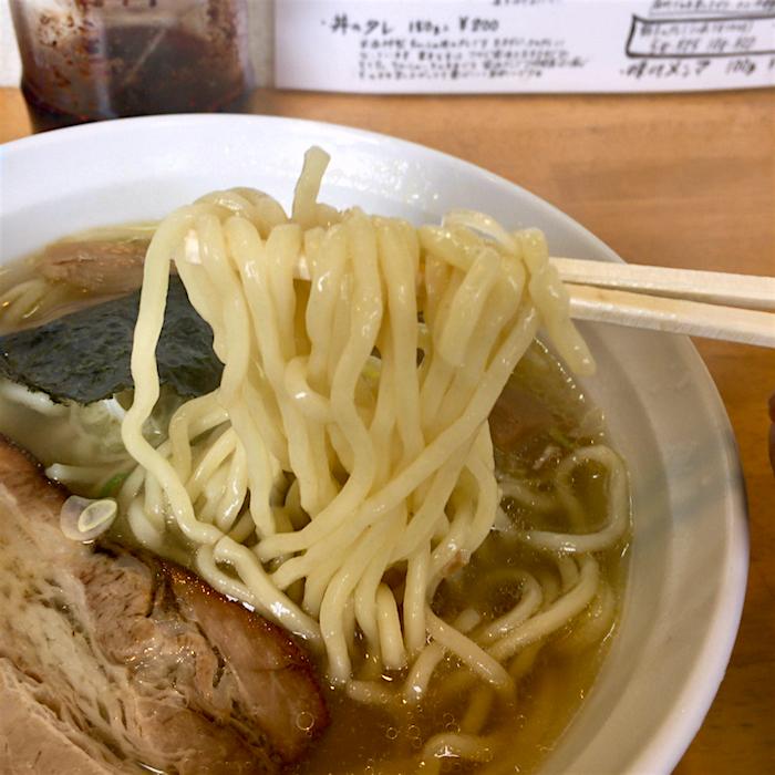 麺や しみず@宇都宮市西刑部町 2 麺