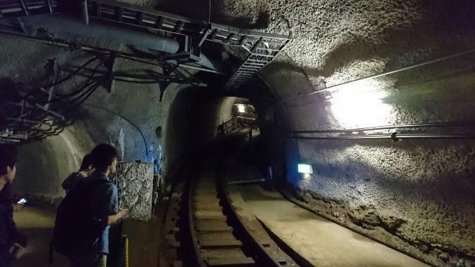 22青函トンネル記念館