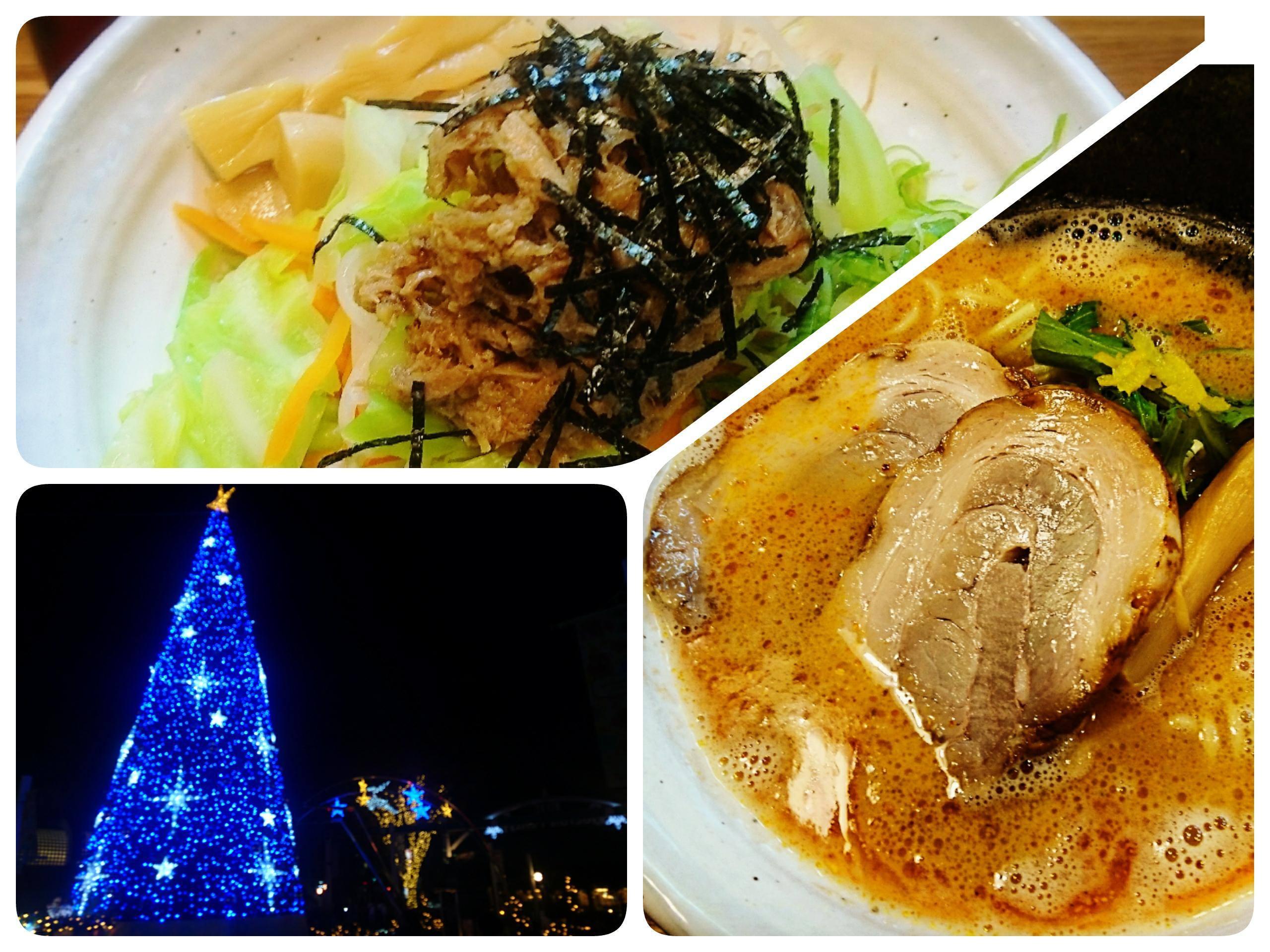 上海麺館12月