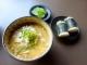 豚汁セット@麺彩房中野本店のランチイベント麺彩房うどん