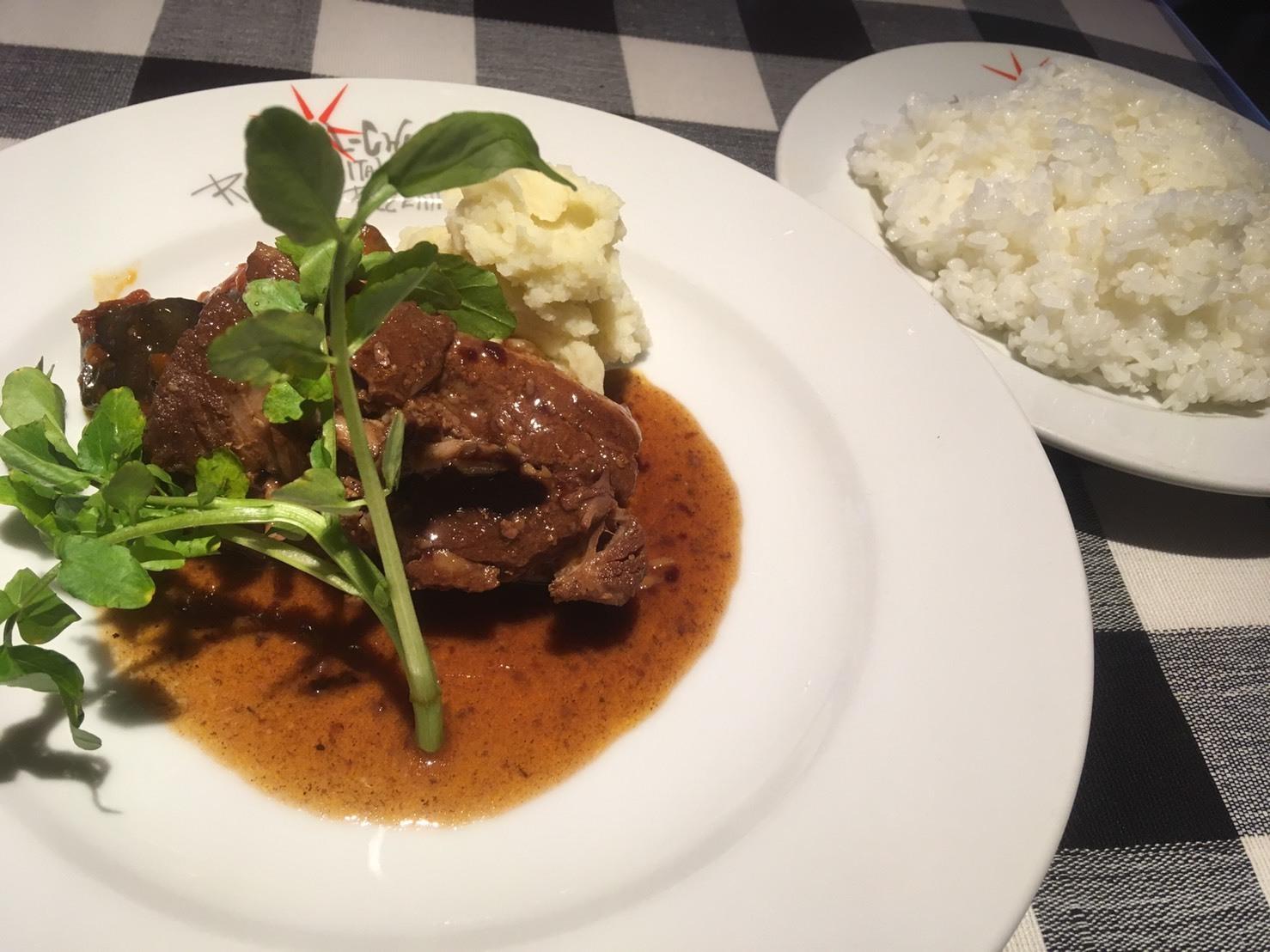 大成食品スタッフブログ:キャンティコクーンシティ店ランチメイン